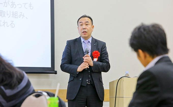 ビジネス・ブレークスルー大学大学院 教授 川上 真史さん