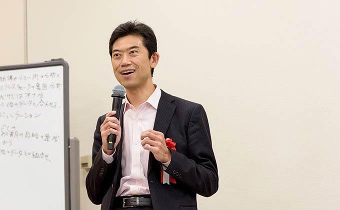 東京大学大学院 医学系研究科 精神保健学分野 准教授 島津 明人氏