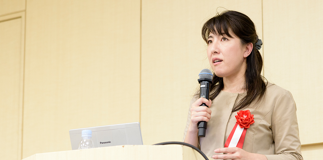 WisH株式会社/リ・カレント株式会社講演写真