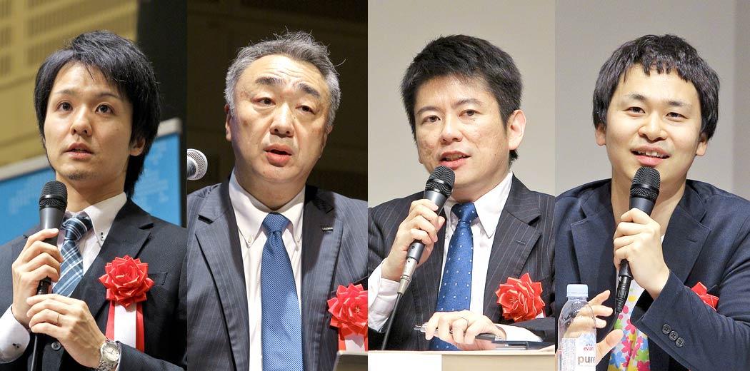 Indeed Japan 株式会社講演写真